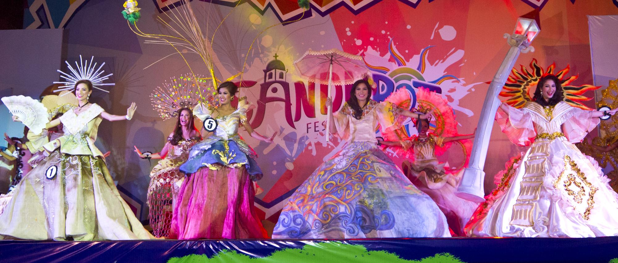 Miss Dumaguete 2015 - Festival Costume