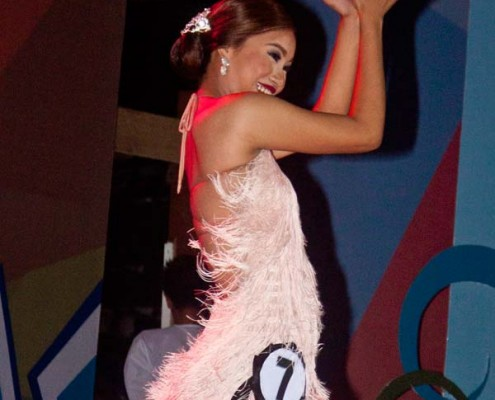 Miss Dumaguete 2015 - Talent