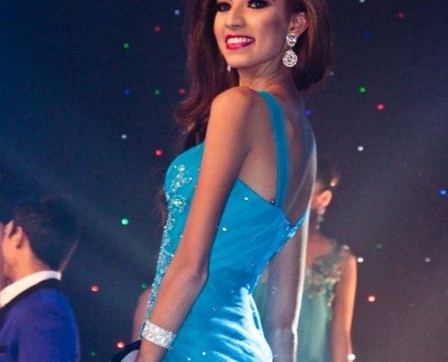 Miss Dumaguete 2015 - Evening Gown
