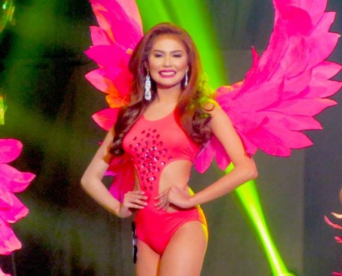 Miss Dumaguete 2015 -Swim Suite