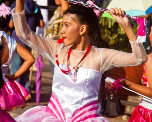 Sandurot Street Dancing Parade