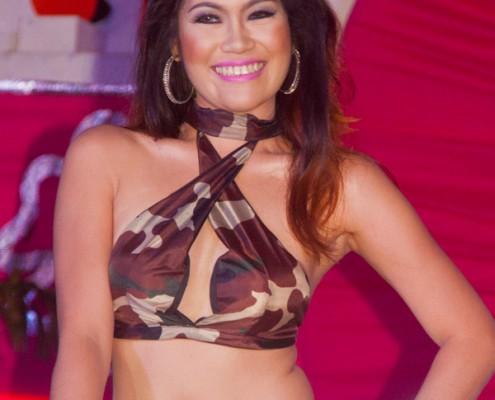 Miss Siaton - Army Play Wear