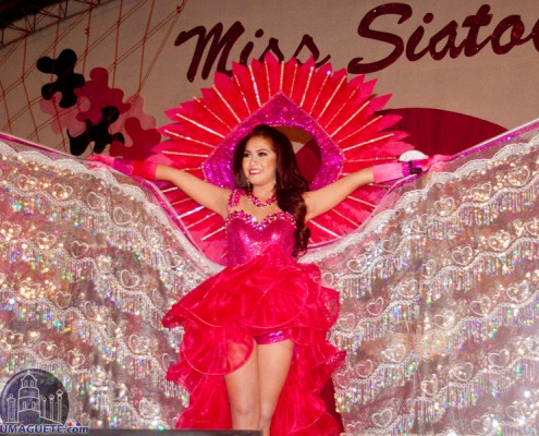 Miss Siaton 2015 -Pretty in Pink
