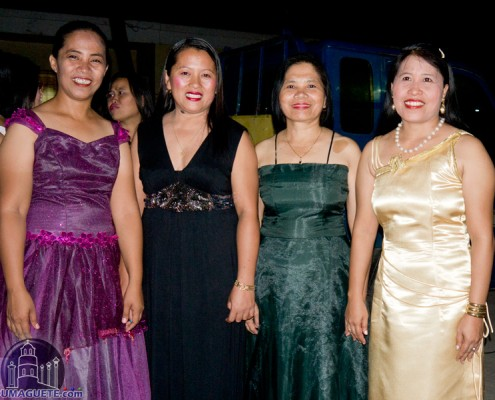 VIPSs & VUPs at Miss Siaton 2015