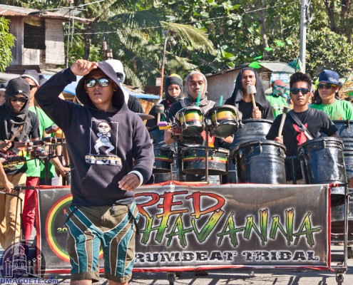 Langub Festival in Mabinay