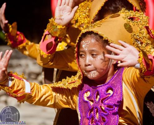 Mabinay Langub Festival 2016 -Street Dancing
