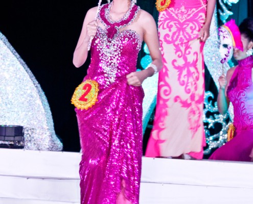 Miss Jimalalud 2016 - Evening Gown