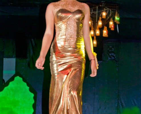 Miss Mabinay 2016 - Gown
