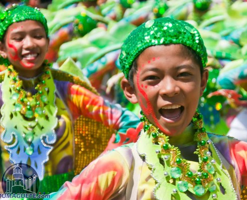 The Pasayaw Festival is one of the most celebrated festivals in the city of Canlaon, Negros Oriental. This festival parades 12 contingents from the 12 different barangay