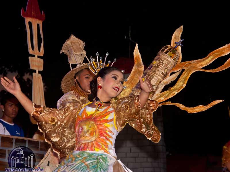 Sandurot Festival of Dumaguete