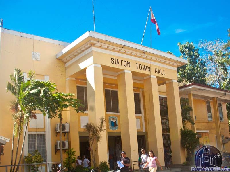 Siaton Town Hall