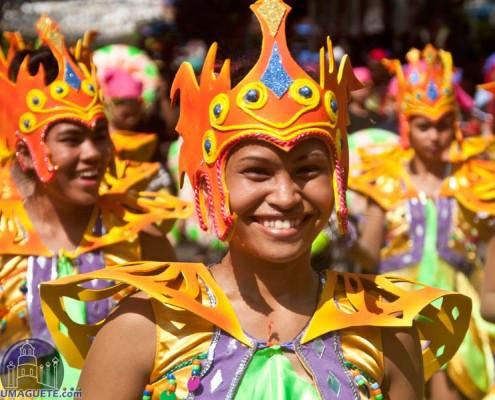 Saulog sa Tanjay Festival