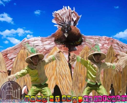 Tawo Tawo Festival in Bayawan