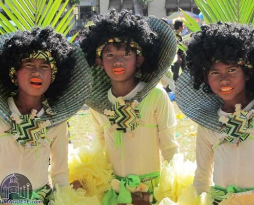 Kanglambat Festival in Vallehermoso