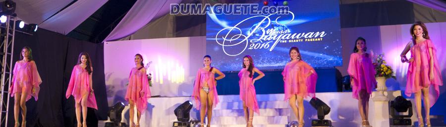 Miss Bayawan 2016 - Swimm Wear