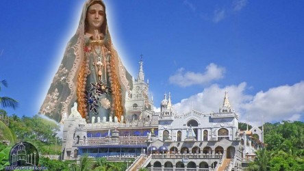 Mama Mary of Simala in Dumaguete