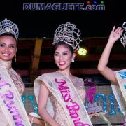 Miss La Libertad 2016 Pandanyag Festival winners