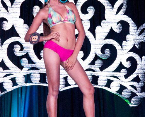 Miss Vallehermoso Bikini round