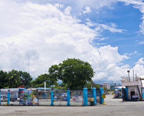 Dumaguete Sea Port Exit Barangay Looc side