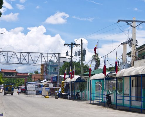 Dumaguete Sea Port- Exit Barangay Looc side