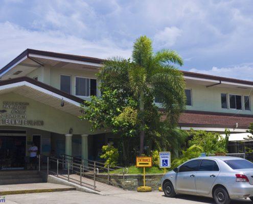 Dumaguete Sea Port PMO Passenger Terminal Building