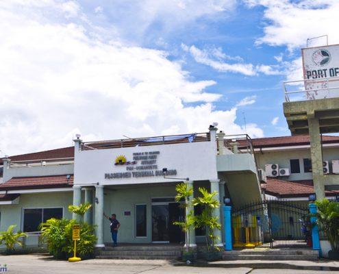 Dumaguete Sea Port-Passenger Terminal Building