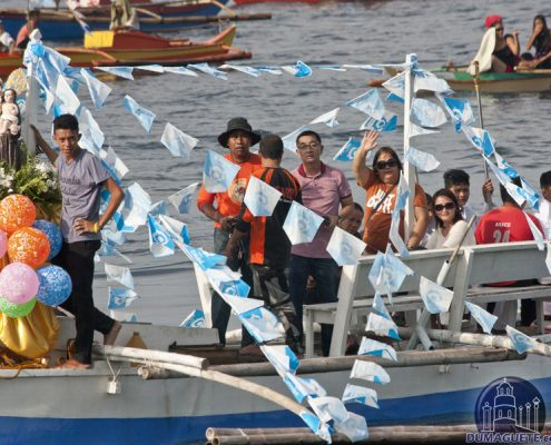 fluvial parade tayasan