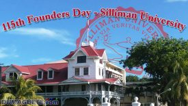 115th Silliman University Founders Day 2016