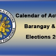 Barangay Election 2016