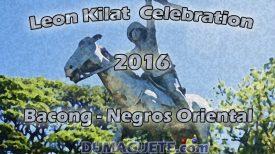 Bacong Leon Kilat Celebration 2016