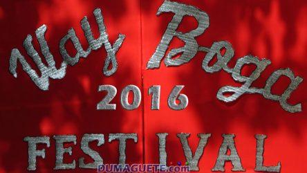 Wayboga Festival 2016