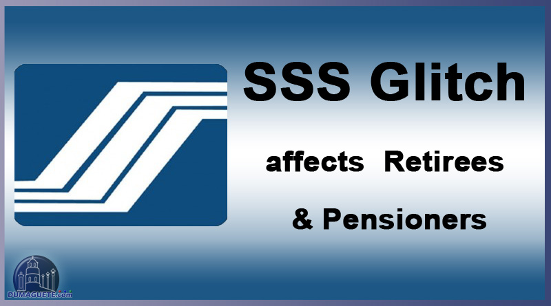 SSS Glitch