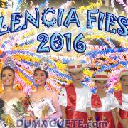 Valencia Fiesta 2016