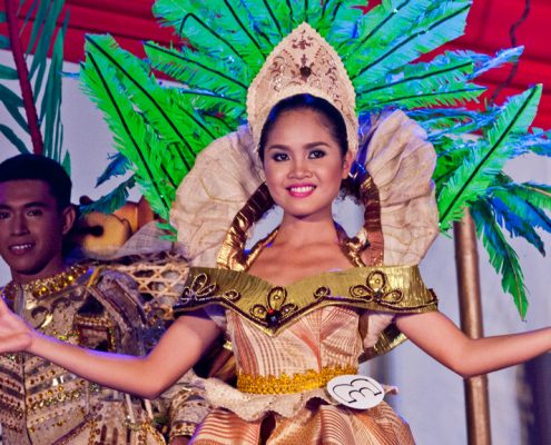Buglasan Festival 2016 – Siaton King & Queen
