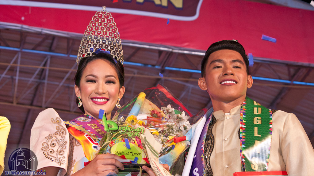 Buglasan Festival 2016 King & Queen