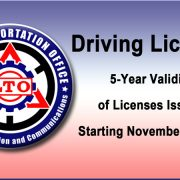 Driver's License -Philippines