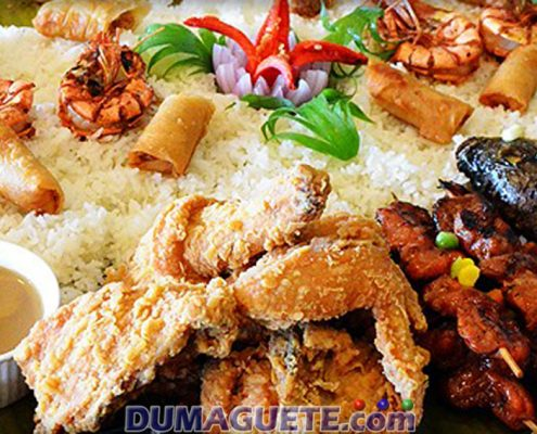 Filipino Food in Dumaguete & Negros Oriental