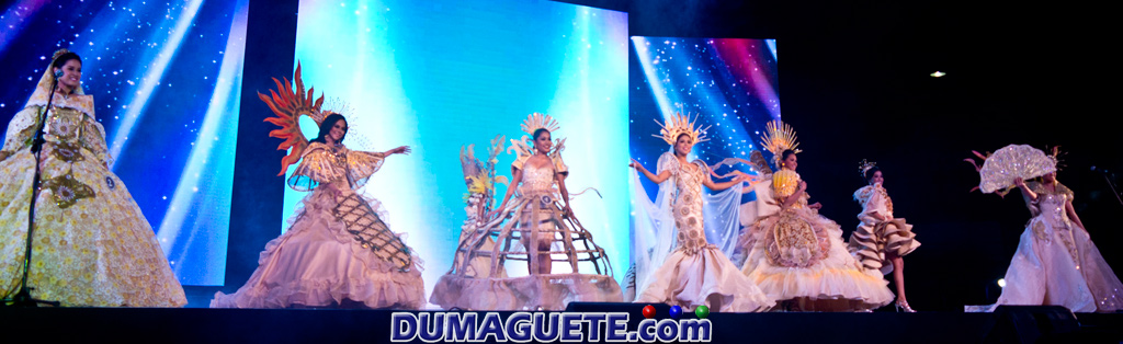 Miss Dumaguete 2016 - Coronation Night