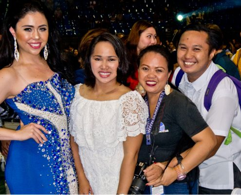 VIPs & VUPs at Miss Dumaguete 2016