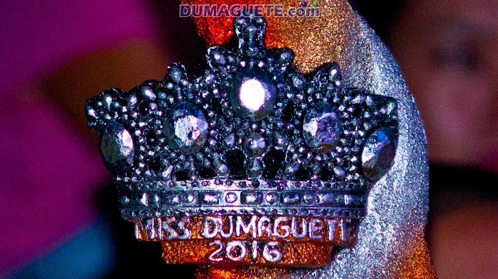 Miss Dumaguete 2016 Trophy