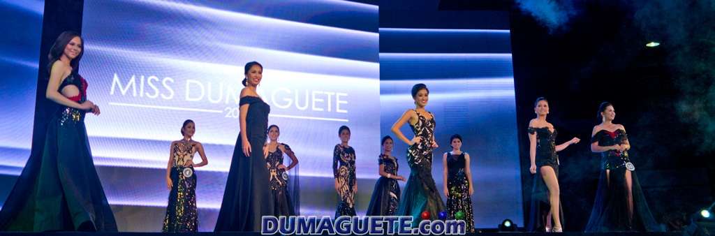 Miss Dumaguete 2016 - Evening Gown