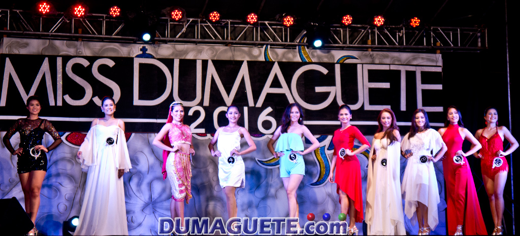 Miss Dumaguete 2016 Talent Night