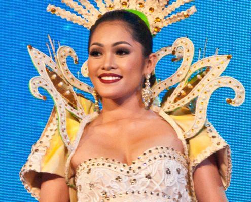 Miss Dumaguete 2016 - Sandurot Festival Custome