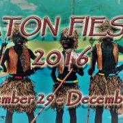 Siaton Fiesta 2016