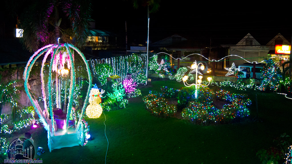 Dumaguete - Christmas House