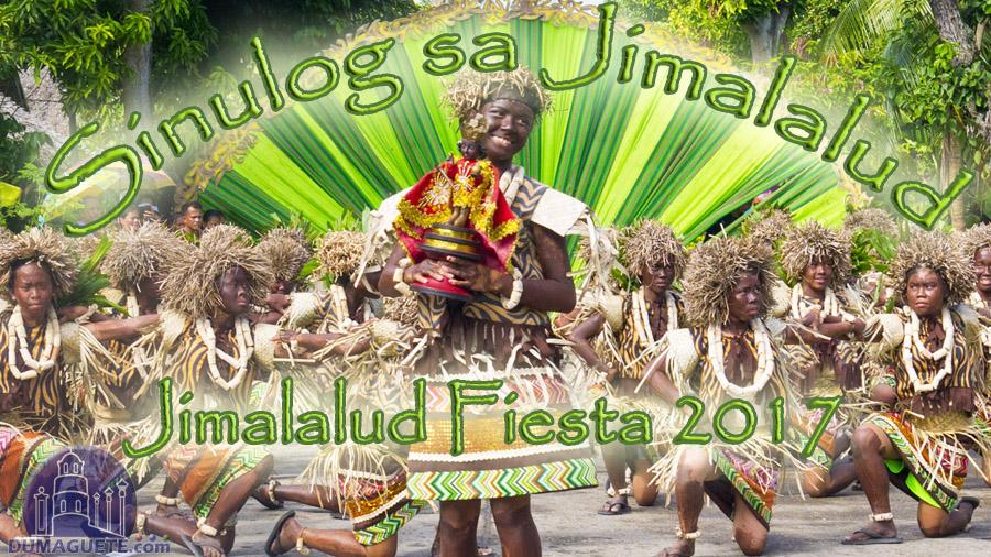 Jimalalud Fiesta -Sinulog sa Jimalalud 2017