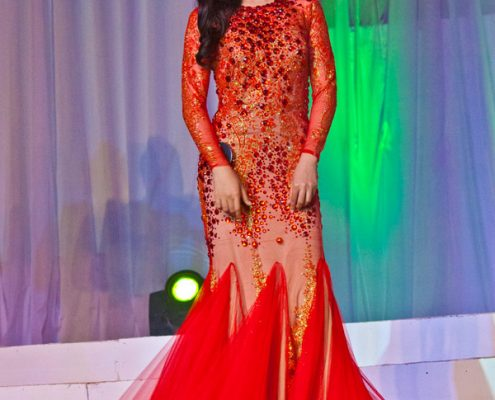 Siaton Festival Queen 2016 - Evening Gown