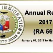Immigration - Annual Report 2017