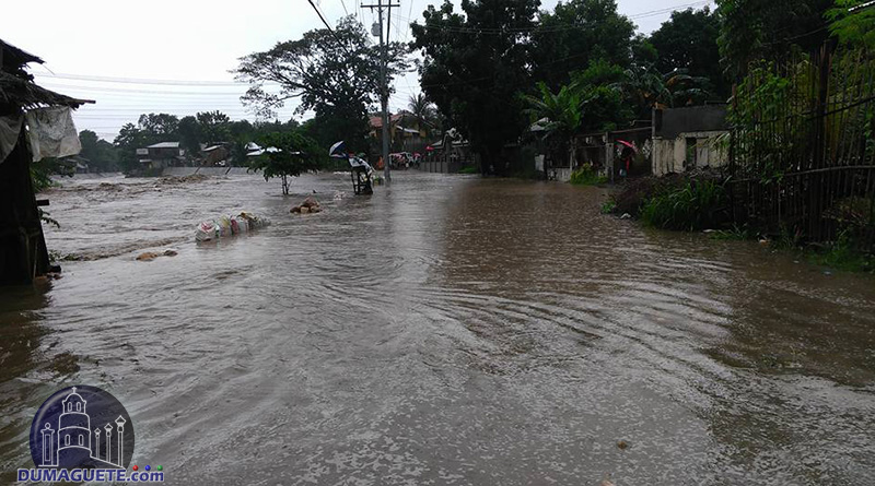 Flooding in Dumaguete
