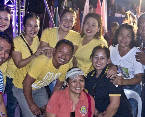 Langub Festival 2017 VIPs & VUPs